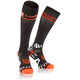 Compressport Full Socks V2.1 juoksusukat , musta